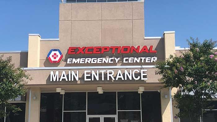 Exceptional Emergency Care 24/7 hospital